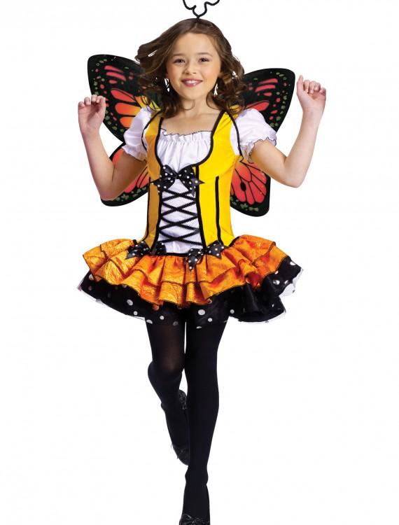 Child Butterfly Princess Costume, halloween costume (Child Butterfly Princess Costume)