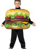 Child Cheeseburger Costume, halloween costume (Child Cheeseburger Costume)