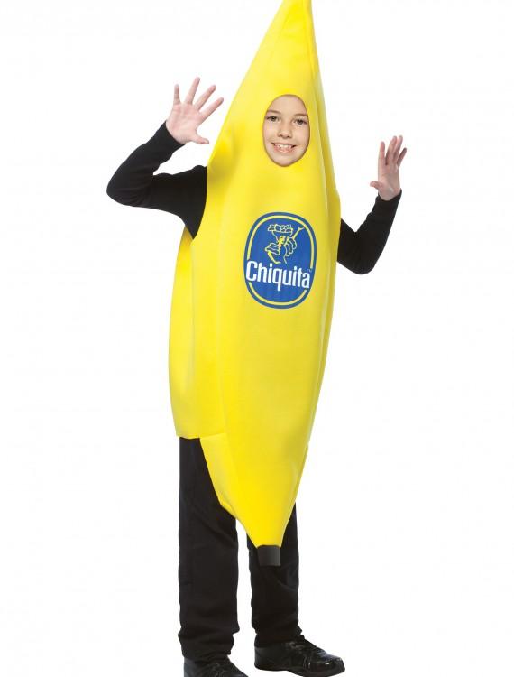 Child Chiquita Banana Costume, halloween costume (Child Chiquita Banana Costume)