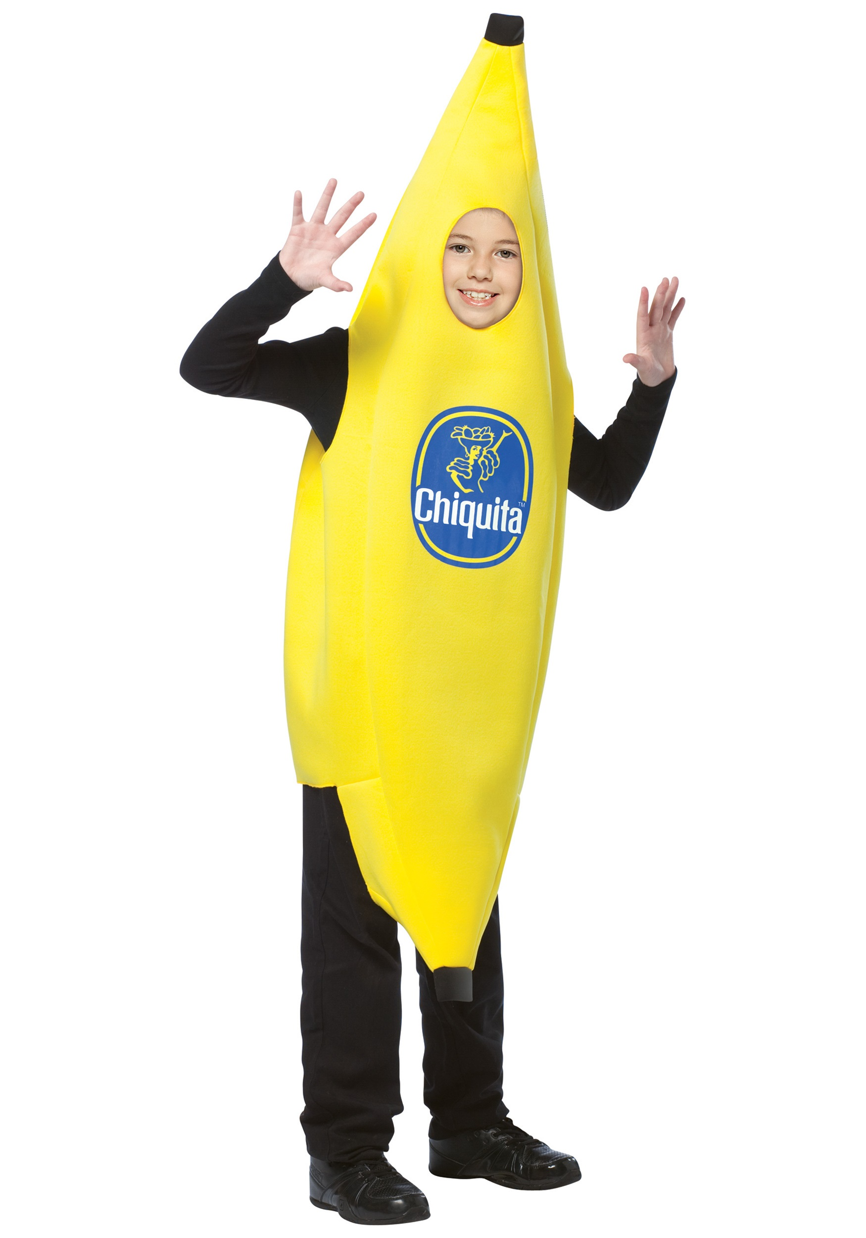 Child Chiquita Banana Costume  sc 1 st  Halloween Costumes & Child Chiquita Banana Costume - Halloween Costumes