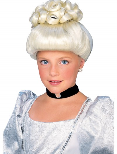 Child Cinderella Wig, halloween costume (Child Cinderella Wig)