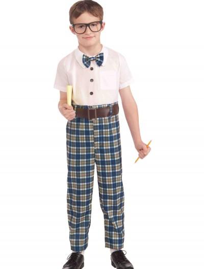 Child Class Nerd Costume, halloween costume (Child Class Nerd Costume)