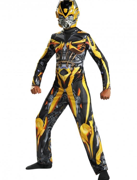 Child Classic Bumblebee Costume, halloween costume (Child Classic Bumblebee Costume)