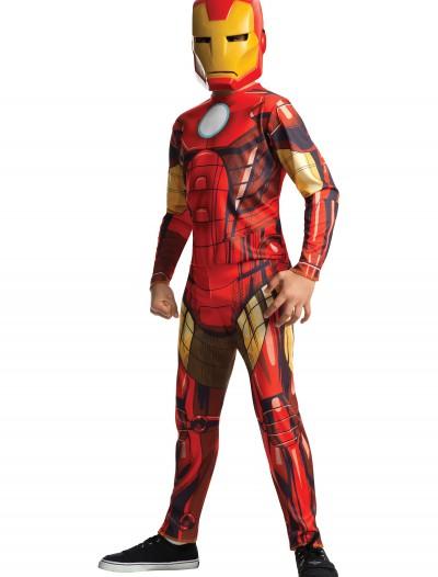 Child Classic Iron Man Costume, halloween costume (Child Classic Iron Man Costume)
