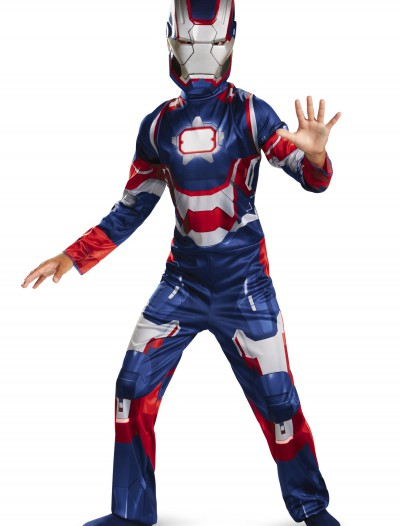 Child Classic Iron Patriot Costume, halloween costume (Child Classic Iron Patriot Costume)
