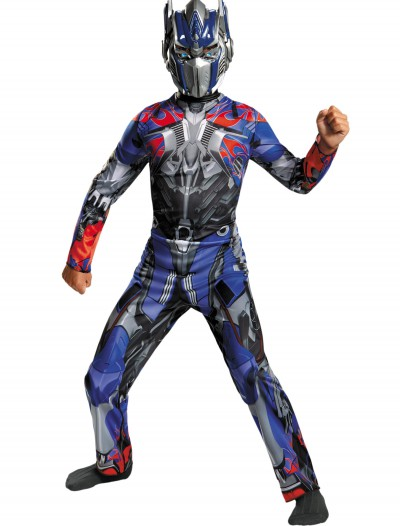 Child Classic Optimus Prime Costume, halloween costume (Child Classic Optimus Prime Costume)