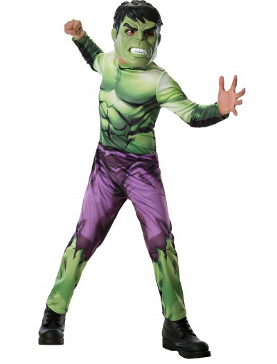 Child Classic The Hulk Costume, halloween costume (Child Classic The Hulk Costume)