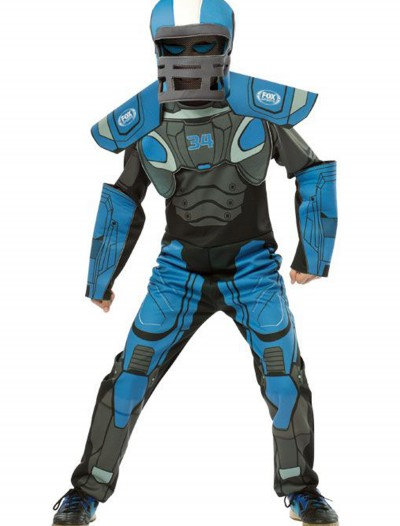 Child Cleatus Fox Sports Robot Costume, halloween costume (Child Cleatus Fox Sports Robot Costume)
