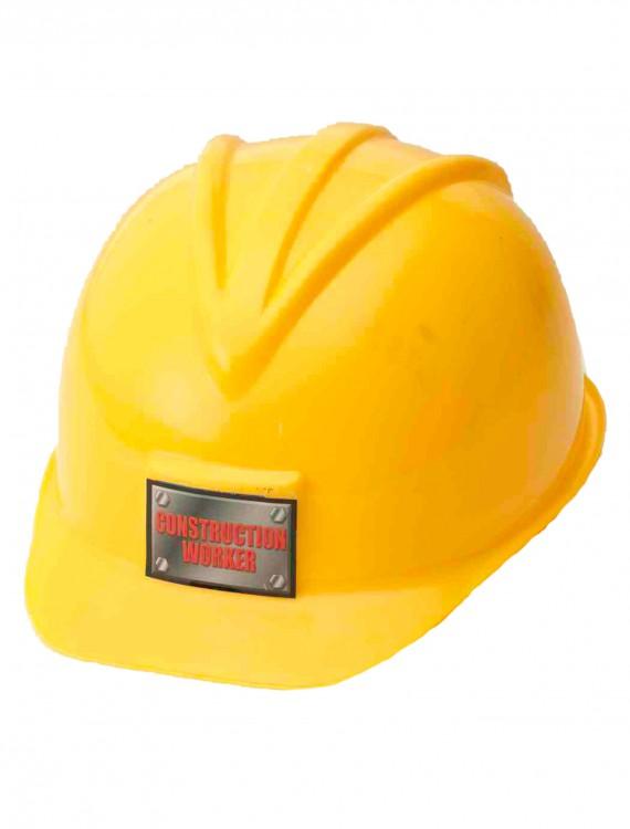 Child Construction Helmet, halloween costume (Child Construction Helmet)