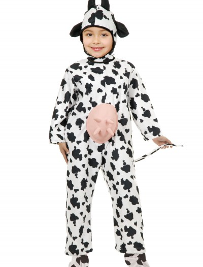 Child Cow with Udder Costume, halloween costume (Child Cow with Udder Costume)