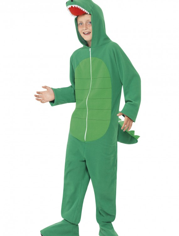 Child Crocodile Costume, halloween costume (Child Crocodile Costume)