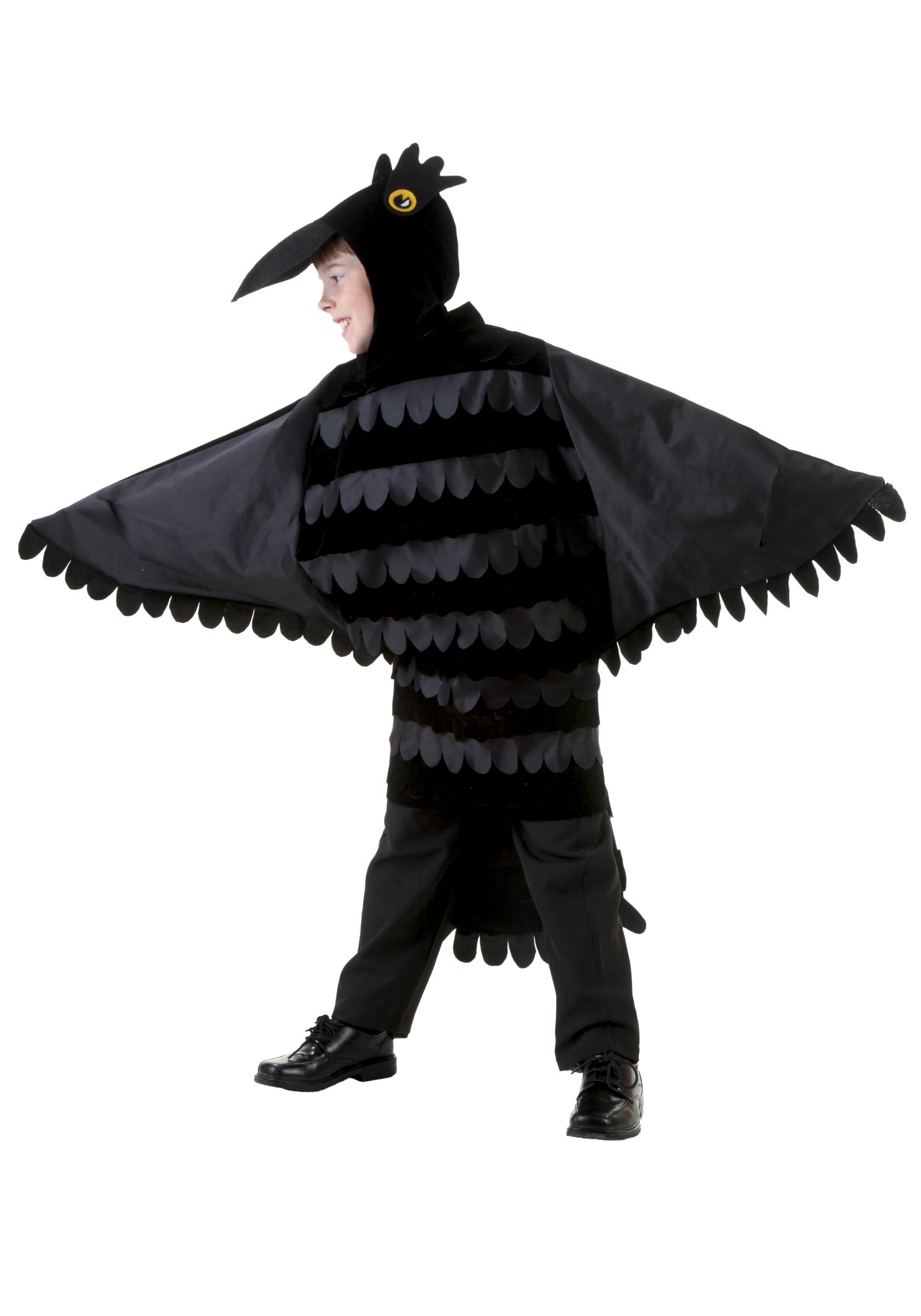 Клюв для костюма вороны своими руками