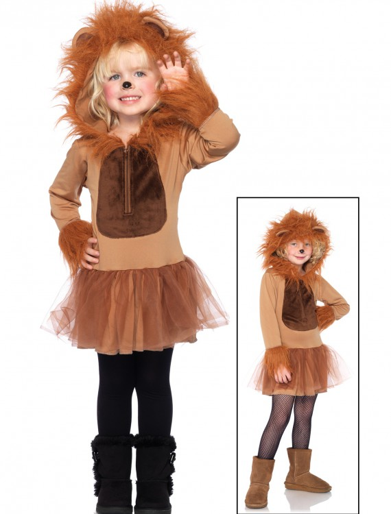Child Cuddly Lion Costume, halloween costume (Child Cuddly Lion Costume)