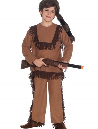 Child Davy Crockett Costume, halloween costume (Child Davy Crockett Costume)