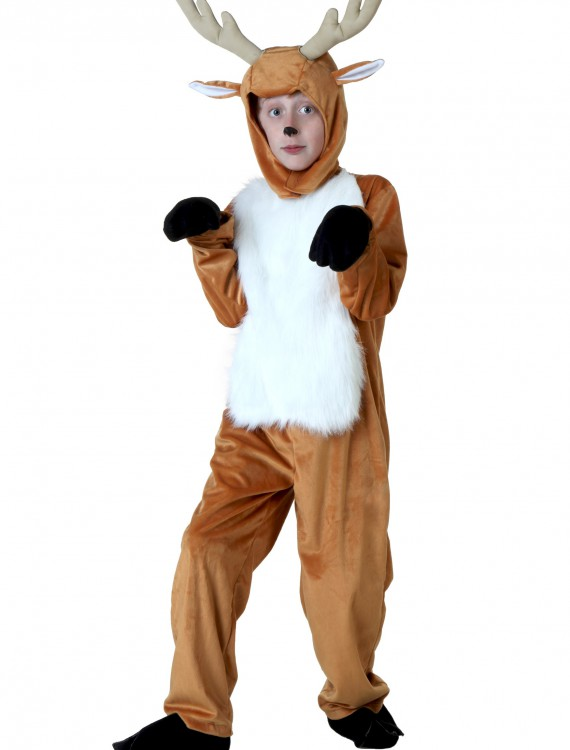 Child Deer Costume, halloween costume (Child Deer Costume)