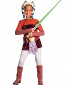 Child Deluxe Ahsoka Costume, halloween costume (Child Deluxe Ahsoka Costume)