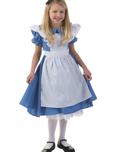 Child Deluxe Alice, halloween costume (Child Deluxe Alice)