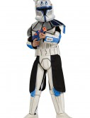 Child Deluxe Blue Clone Trooper Rex Costume, halloween costume (Child Deluxe Blue Clone Trooper Rex Costume)