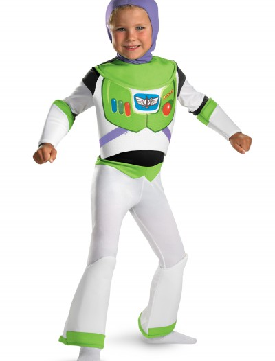 Child Deluxe Buzz Lightyear Costume, halloween costume (Child Deluxe Buzz Lightyear Costume)