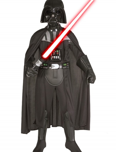Child Deluxe Darth Vader Costume, halloween costume (Child Deluxe Darth Vader Costume)