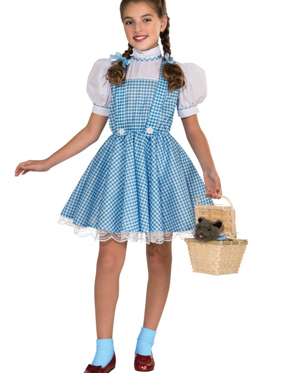 Child Deluxe Dorothy Costume, halloween costume (Child Deluxe Dorothy Costume)