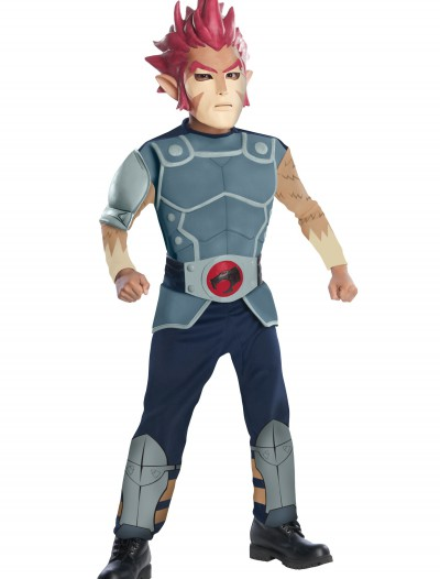 Child Deluxe Lion-O Costume, halloween costume (Child Deluxe Lion-O Costume)