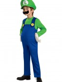 Child Deluxe Luigi Costume, halloween costume (Child Deluxe Luigi Costume)
