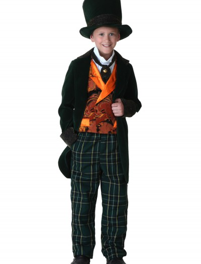 Child Deluxe Mad Hatter Costume, halloween costume (Child Deluxe Mad Hatter Costume)