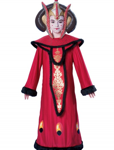Child Deluxe Queen Amidala Costume, halloween costume (Child Deluxe Queen Amidala Costume)