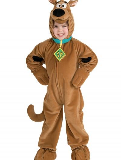 Child Deluxe Scooby Doo Costume, halloween costume (Child Deluxe Scooby Doo Costume)