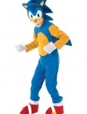 Child Deluxe Sonic Costume, halloween costume (Child Deluxe Sonic Costume)