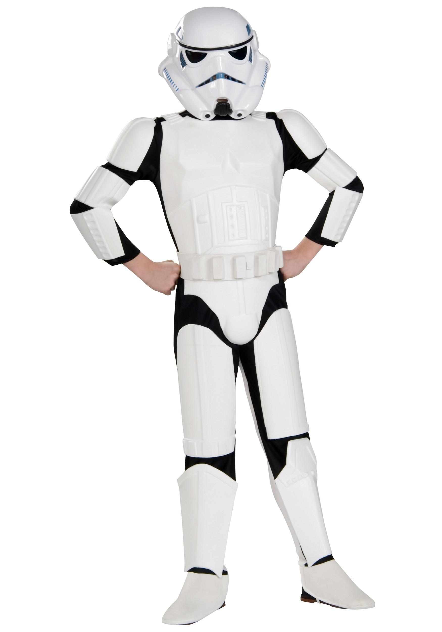 Советы по созданию костюма штурмовика из Звездных Войнов своими руками 14