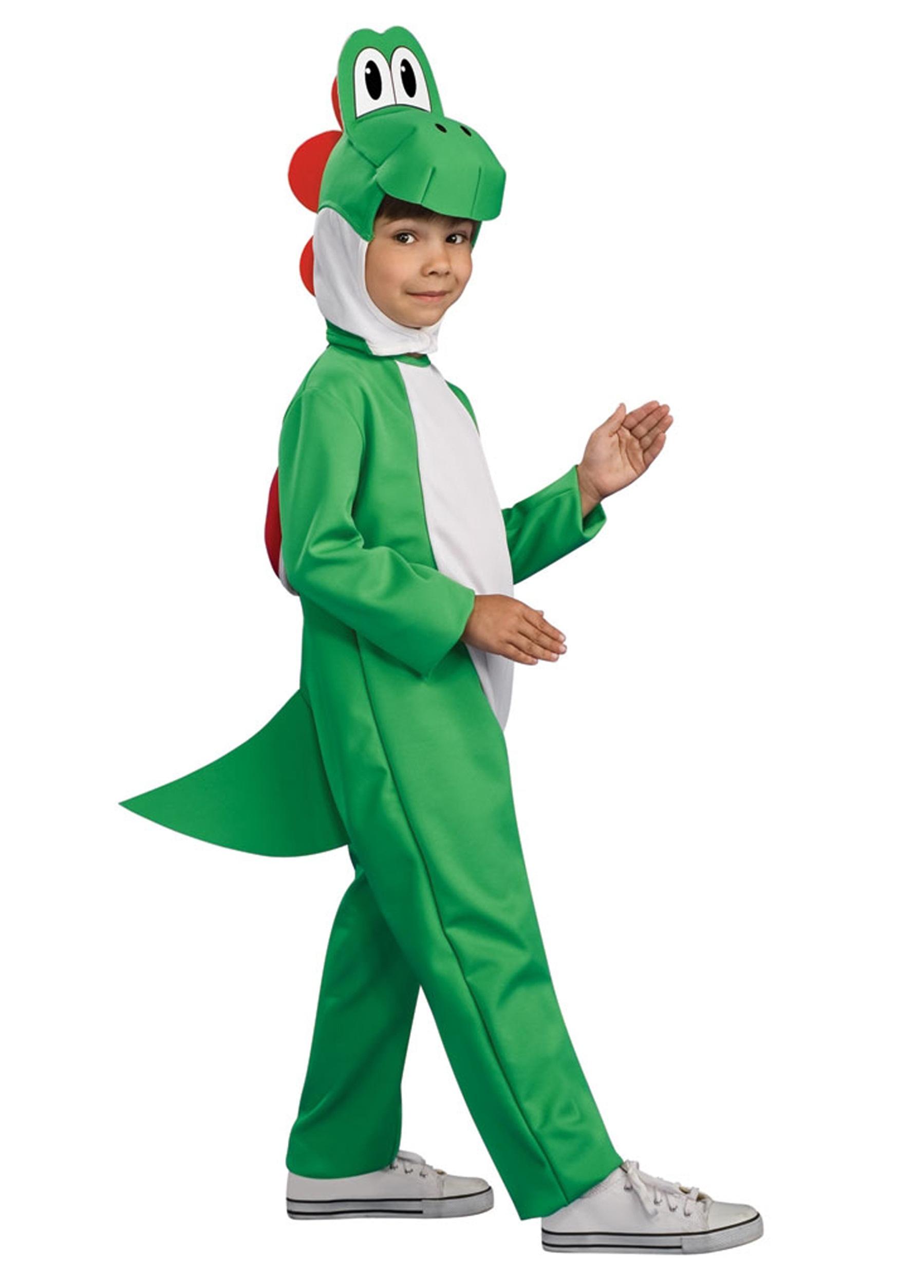 child deluxe yoshi costume