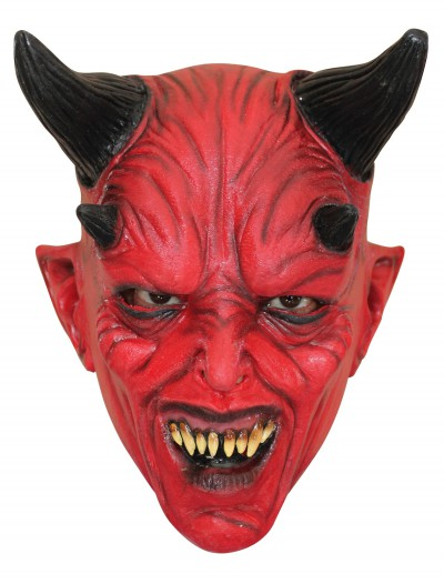 Child Devil Mask, halloween costume (Child Devil Mask)