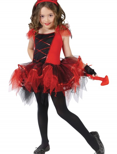 Child Devilina Costume, halloween costume (Child Devilina Costume)