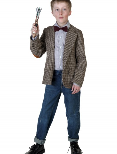 Child Doctor Professor Costume, halloween costume (Child Doctor Professor Costume)