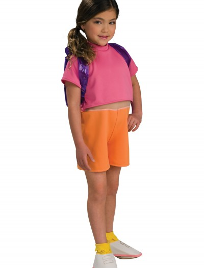 Child Dora the Explorer Costume, halloween costume (Child Dora the Explorer Costume)
