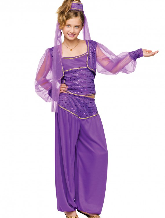 Child Dreamy Genie Costume, halloween costume (Child Dreamy Genie Costume)