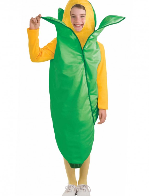 Child Ear of Corn Costume, halloween costume (Child Ear of Corn Costume)