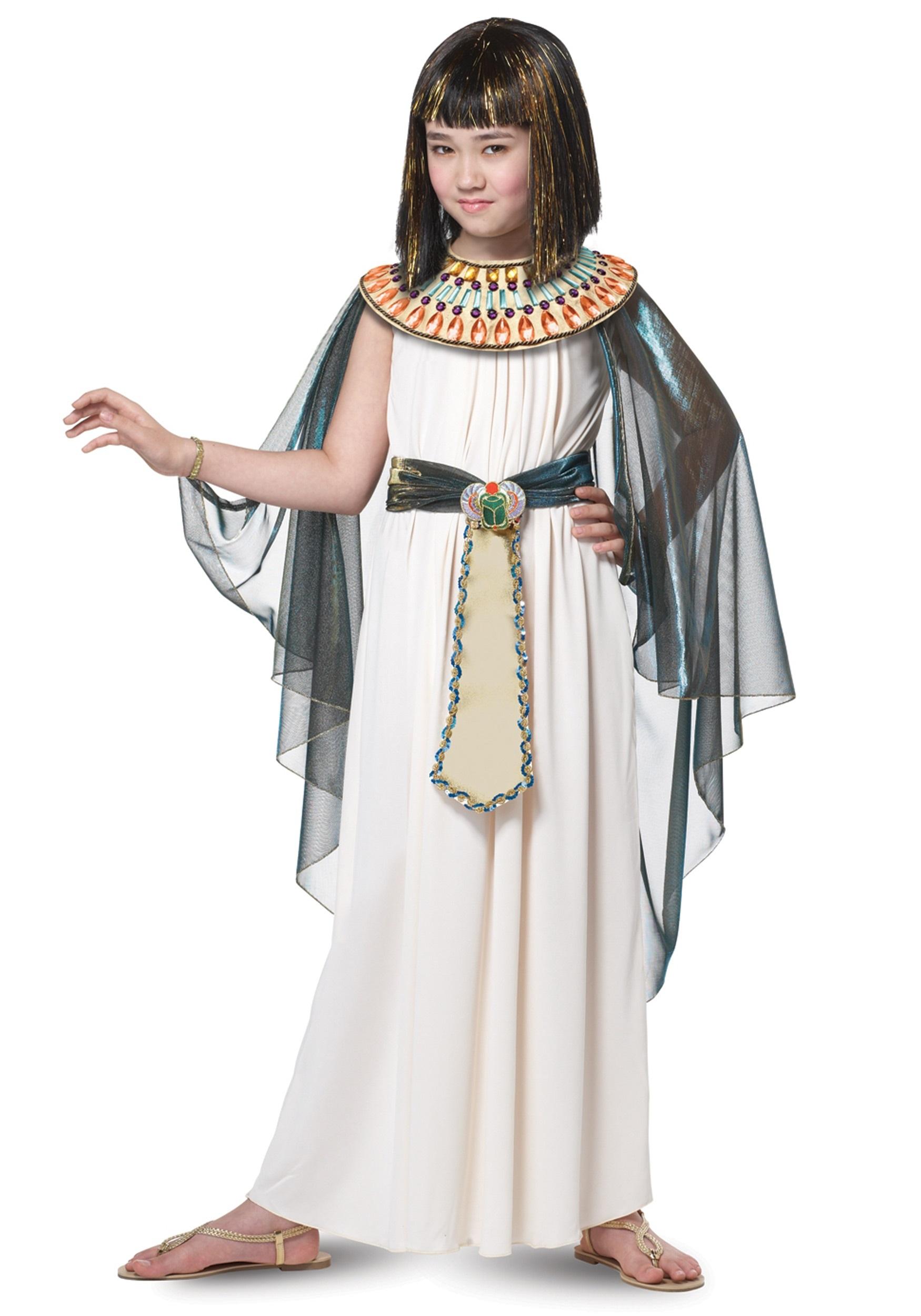 child egyptian princess costume