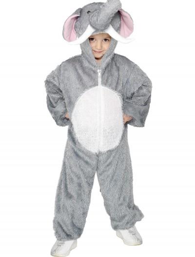 Child Elephant Costume, halloween costume (Child Elephant Costume)