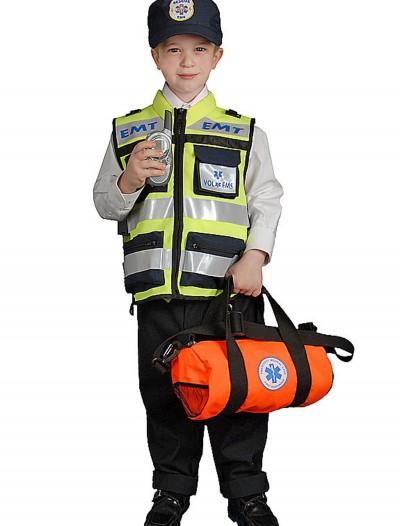 Child EMT Vest, halloween costume (Child EMT Vest)