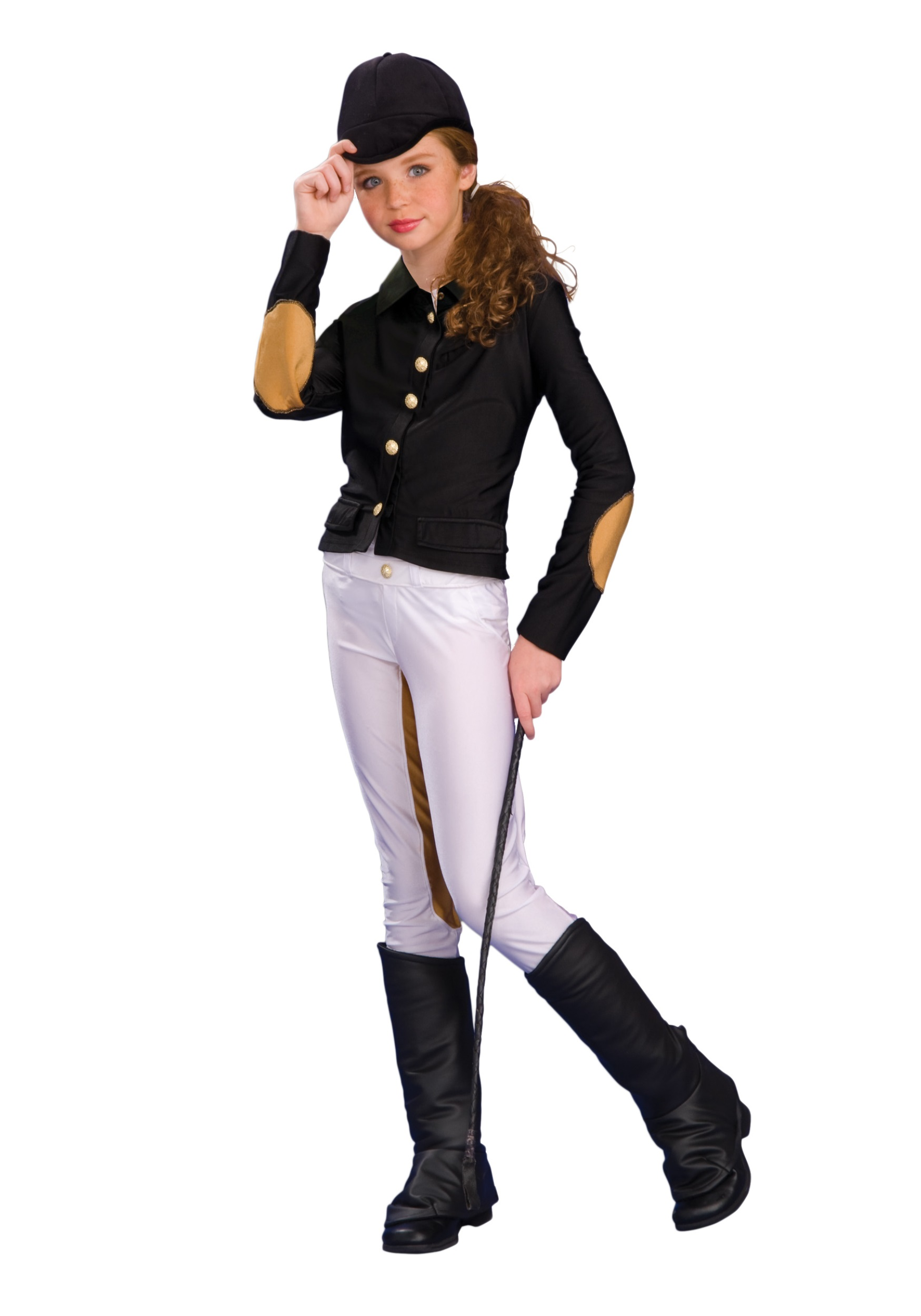 child equestrienne costume