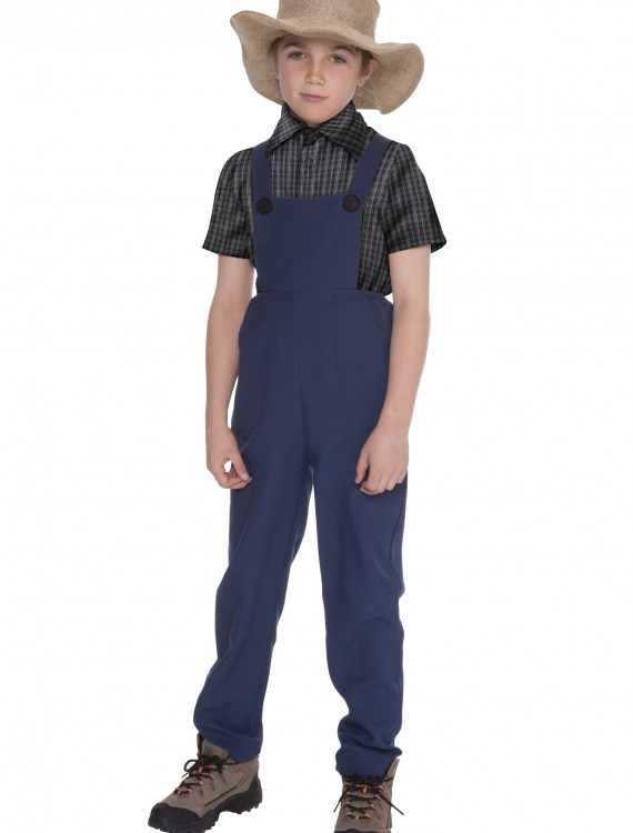 Child Farmer Costume, halloween costume (Child Farmer Costume)