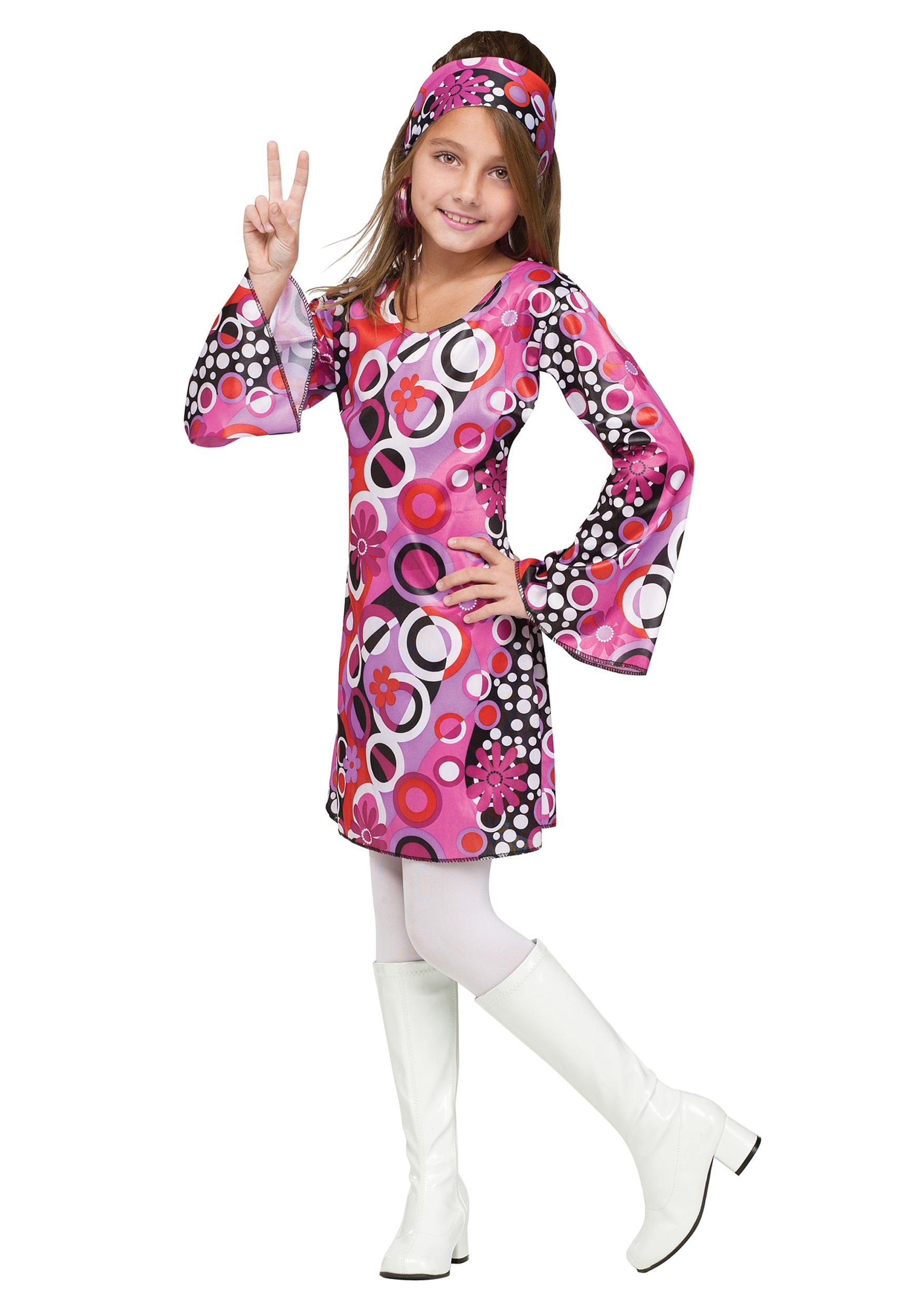 Child Feelinu0027 Groovy Costume  sc 1 st  Halloween Costumes & Child Feelinu0027 Groovy Costume - Halloween Costumes