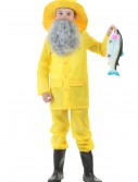 Child Fisherman Costume, halloween costume (Child Fisherman Costume)