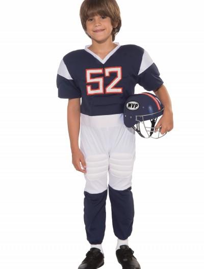 Child Football Player Costume, halloween costume (Child Football Player Costume)