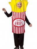 Child French Fries Costume, halloween costume (Child French Fries Costume)
