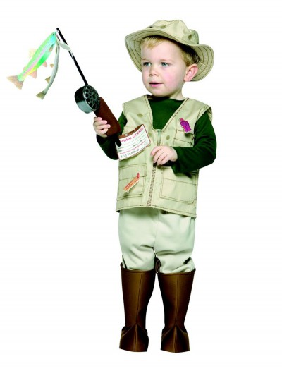 Child Future Fisherman Costume, halloween costume (Child Future Fisherman Costume)