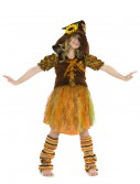 Child Girls Scarecrow Costume, halloween costume (Child Girls Scarecrow Costume)